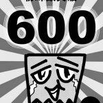 貝克大叔畫漫畫:粉絲人數突破600!