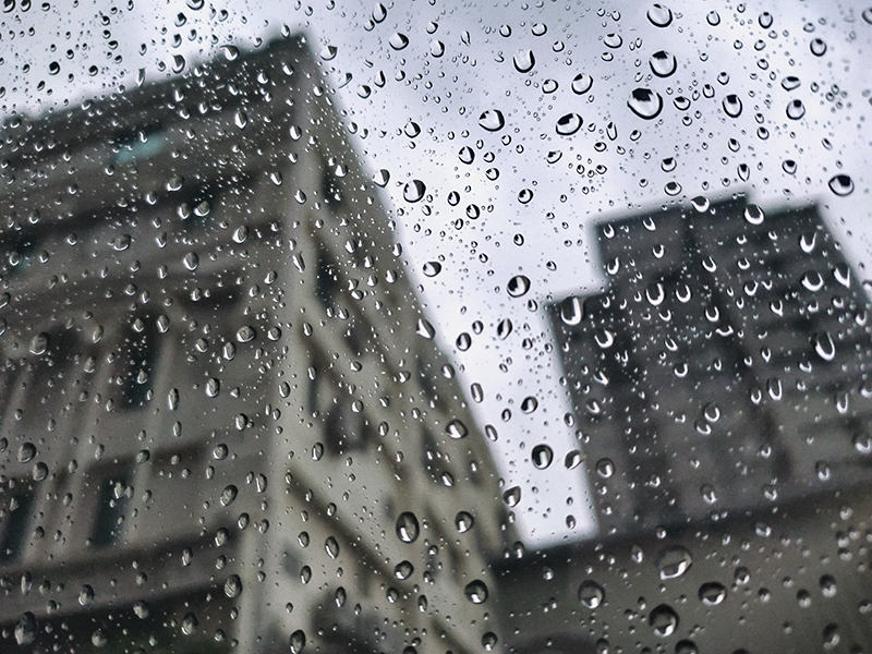 OPPO Reno攝影:雨天