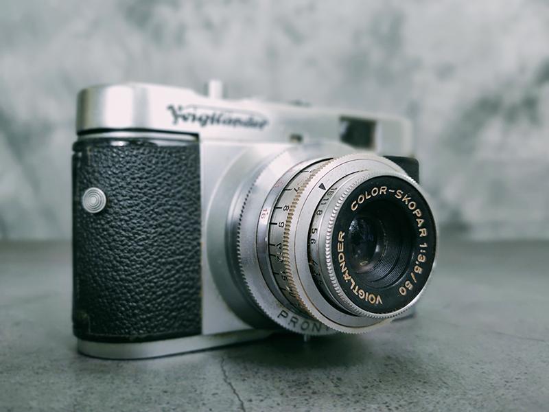 OPPO Reno攝影:復古相機